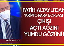 Fatih Altaylı'dan Kripto Para Borsası Çıkışı: Tamamiyle Keriz Sirkeleme Gibi Duruyor
