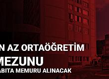 Gaziosmanpaşa Belediyesi Zabıta Memuru Alımı Duyurusu
