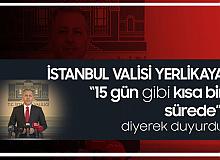 İstanbul Valisi: İstanbul'daki Koronavirüs Aşısı Olanların Sayısını Açıkladı