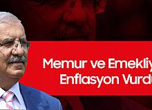 İYİ Partili Fahrettin Yokuş: Memur ve Emeklileri Enflasyon Vurdu! Hesap Yine Tutmadı...