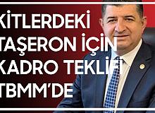 KİT'lerdeki Taşerona Kadro için Kanun Teklifi TBMM'de