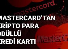 Kripto Parada Yeni Gelişme! Mastercard ve Gemini, Kripto Para Ödüllü Kredi Kartı için Hazırlanıyor