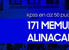 Muğla Büyükşehir Belediye Başkanlığı'na KPSS En Düşük 50-60 Puanla Zabıta Memuru ve İtfaiye Eri Alımları Yapılacak