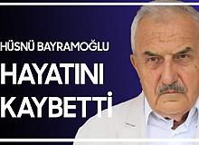 Said Nursi'nin Öğrencilerinden Hüsnü Bayramoğlu Hayatını Kaybetti