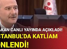 Son Dakika: İstanbul'da Katliam Önlendi!