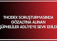 Thodex Soruşturmasında Gözaltına Alınan 62 Kişi Adliyeye Sevk Edildi