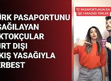 Tiktok'ta Türk Pasaportuyla Alay Eden İki Şahıs Hakkında Flaş Gelişme