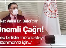 """Tokat Valisi Ozan Balcı :""""Ramazanda kazanı kaynamayan, aç, açıkta hiç bir vatandaşımızın olmaması lazım"""""""