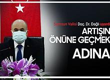 Türkiye'nin En Kırmızı Kenti! Vali , 'Kesinlikle Yapmayın' Diyerek Uyardı