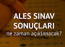 2021 ALES/1 Sınav Sonuçları için Geri Sayım Sona Eriyor