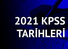 2021 KPSS Başvuru Kılavuzunun Yayımlanması Bekleniyor ! 2021 KPSS Tarihleri