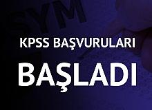 2021 KPSS Başvuruları Başladı - KPSS Sınav Ücretleri Açıklandı