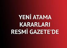 27 Mayıs Tarihli Yeni Atama Kararları Resmi Gazete'de Yayımlandı
