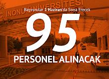 95 Sözleşmeli Personel Alımı (Sağlık Personeli, Büro Personeli) 1 Haziran'da Başvurular Sona Erecek