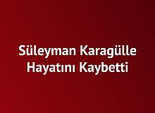 Adalet Bakanı Abdulhamit Gül'den Vefat Eden Süleyman Karagülle için Başsağlığı Mesajı