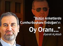 AK Parti Genel Başkan Yardımcısı Şen: Yaşlılardan Gençlere Gidildikçe AK Parti'ye Verilen Oylarda Azalma Var, Ama...