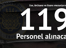 Ankara Üniversitesi'ne En Az Lise Mezunu 119 Sözleşmeli Personel Alımı Başvuruları 17 Mayıs'ta Sona Eriyor