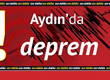 Aydın'da Korkutan Deprem! AFAD'tan Açıklama Geldi