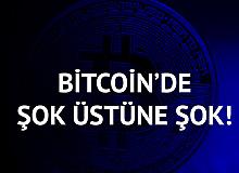 Bitcoin'deki Çöküş! Bir Haftadaki Değer Kaybı %27'i Aştı