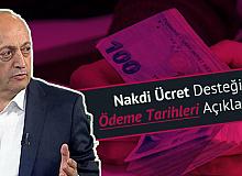 Çalışma ve sosyal Güvenlik Bakanı Bilgin'den Nakdi Ücret Desteği Açıklaması