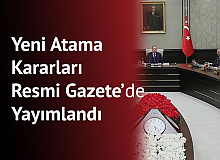Cumhurbaşkanı Erdoğan İmzaladı! Yeni Atama Kararları Resmi Gazete'de Yayımlandı