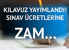 DGS Sınav Ücretlerine 20 TL Zam Yapıldı