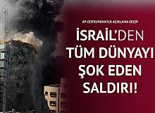 İsrail'den Tüm Dünyayı Şok Eden Saldırı! AP CEO'su : İsrail Hükümetinden Açıklama Bekliyoruz...