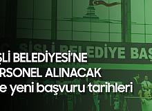 İstanbul Şişli Belediyesi'ne Zabıta Memuru Alımı Başvuruları 17 Mayıs'ta Başlayacak