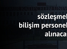 İzmir Katip Çelebi Üniversitesi'ne Sözleşmeli Bilişim Personeli Alımı Yapılacak