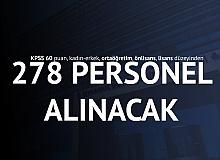 KPSS En Az 60 Puan , Ortaöğretim, Önlisans ve Lisans Mezunlarından 278 Zabıta Memuru Alımı Yapılacak - Başvuru Özel Şartları