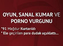 Oyun, Sanal Kumar ve Cinsel İçerikli Site Vurgunu!
