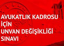 Sağlık Bakanlığı Avukat Kadrosu Unvan Değişikliği Sınavı Başvuruları 4 Haziran'da Sona Erecek