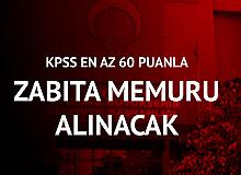 Tekirdağ Büyükşehir Belediyesi'ne KPSS En Az 60 Puanla Zabıta Memuru Alımı (Mezuniyet Şartları)
