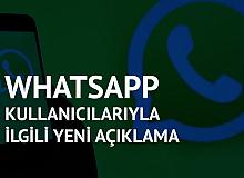 Whatsapp Kullanıcıları için Yeni Açıklama Geldi