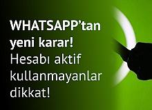 Whatsapp'tan Yeni Karar Geldi! Çok Sayıda Kullanıcı Uygulamayı Silmişti...