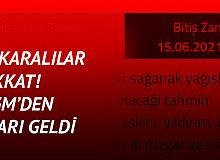 Ankaralılar Dikkat! Meteoroloji'den Kuvvetli Yağış Açıklaması