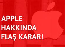 Apple ile İlgili Flaş Gelişme! Şikayetler Artınca Soruşturma Başlatıldı
