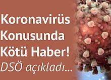 DSÖ'den Koronavirüs Konusunda Kötü Haber! Baskın Varyant Uyarısı Geldi…