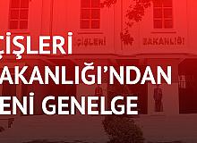 İçişleri Bakanlığı'ndan 81 İl Valiliğine 'Baro Genel Kurulları' İle İlgili Yeni Genelge