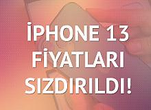 İphone 13 Fiyatları Sızdırıldı! İşte Yeni iPhone Modellerinin Fiyatları…