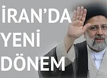İran'da Ruhani Dönemi Sona Erdi! Yeni Cumhurbaşkanı Reisi Oldu