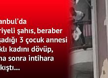 İstanbul Avcılar'da Iraklı Sevgilisini Döven Suriyeli Daha Sonra İntihara Kalkıştı