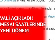 İstanbul Valisi'nden Normalleşme Açıklaması: Yarın Yeni Dönem Başlıyor