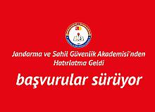 Jandarma ve Sahil Güvenlik Akademisi Lisansüstü Öğrenci Alımı Başvuruları Sürüyor