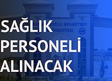 Karamanoğlu Mehmetbey Üniversitesi'ne Sözleşmeli Sağlık Personeli Alımı Yapılacak