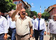 """Mahmut Demir: """"Gönülleri kırılan çiftçilerimizle fabrikamızı barıştıracağız"""""""