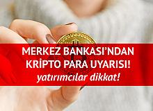 Merkez Bankası'ndan Kripto Para Yatırımcılarına Uyarı