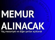 Mersin Büyükşehir Belediye Başkanlığı'na Memur Alımı Yapılacak