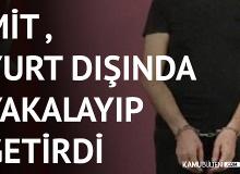 MİT'ten Nokta Operasyon! DEAŞ'ın Sözde Türkiye Sorumlusu Kıskıvrak Yakalandı…