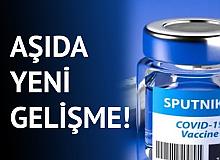 Rus Aşısı Sputnik V'nin İlk Sevkiyatı Türkiye'ye Geldi